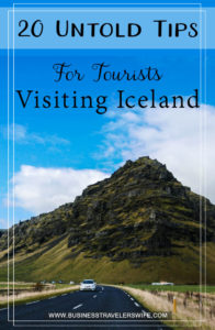 Untold Tips for Iceland Tourists