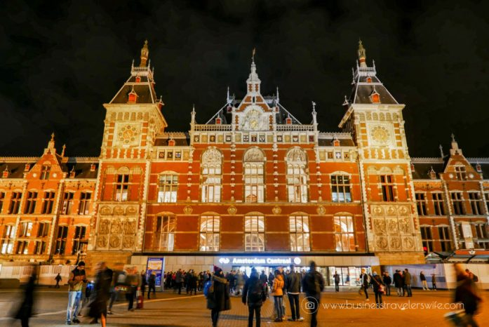 10 Interesting Things to Do in Amsterdam - Amsterdam Centraal Station