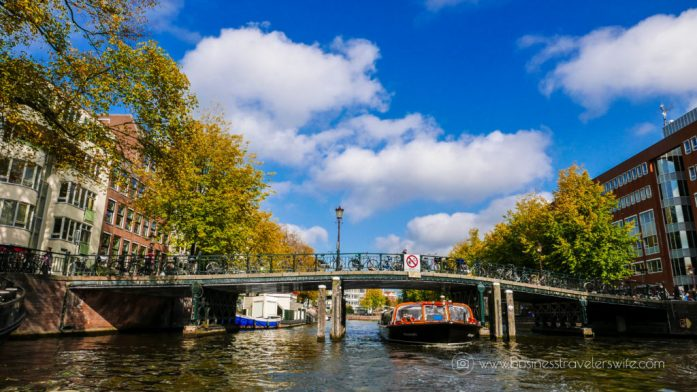 10 Interesting Things to Do in Amsterdam - Canal Cruise (1 of 1)