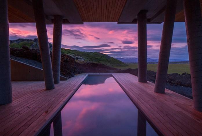 ION Adventure Hotel outdoor pool