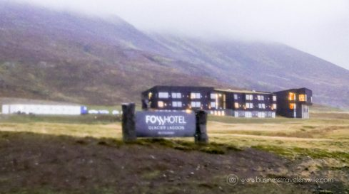 Where to Stay in Iceland - Fosshotel Glacier Lagoon