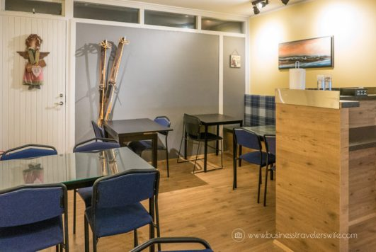 Where to Stay in Iceland - Guesthouse Garun Kitchen