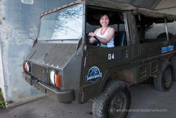 ATV Tour in Kualoa Ranch Oahu World War II Bunker Jurassic World Truck (1 of 1)