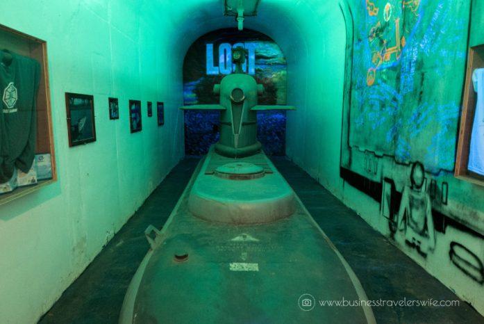 ATV Tour in Kualoa Ranch Oahu World War II Bunker Lost (1 of 1)