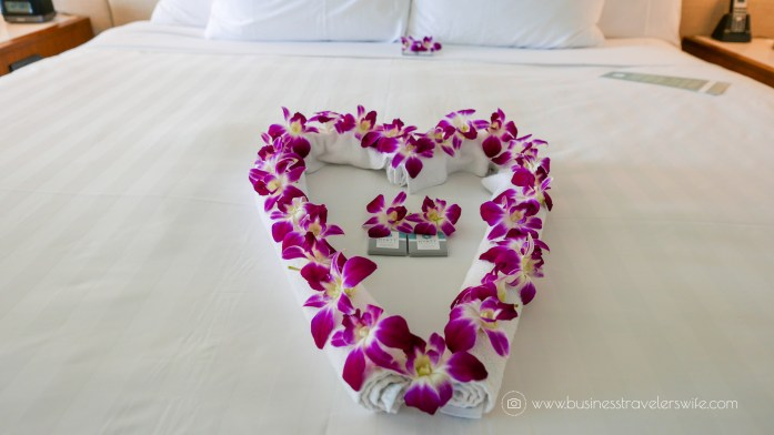 Hotel Review on Hyatt Regency Waikiki Beach Resort & Spa Honolulu Oahu Hawaii Welcome Amenities