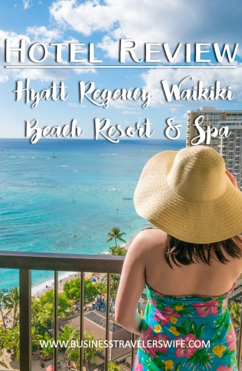 Hotel Review on Hyatt Regency Waikiki Beach Resort & Spa