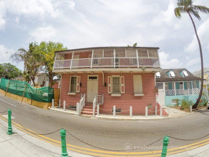 Tru Bahamian Food Tours' Bites of Nassau Balcony House