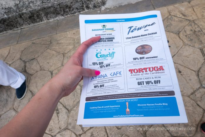 Eat Like a Local in Bahamas Tru Bahamian Food Tours' Bites of Nassau Exclusive Coupons