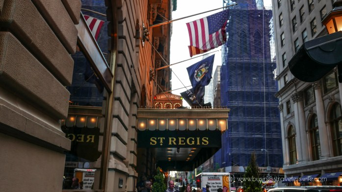 Luxury Hotels St. Regis Hotel Finding Luxury in New York
