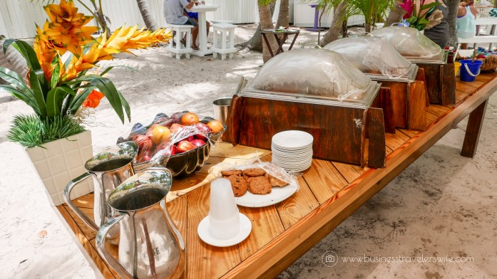 VIP Beach Day and Dolphin Encounter on Blue Lagoon Island, Bahamas Grilled Lunch Buffet (1 of 1)-2