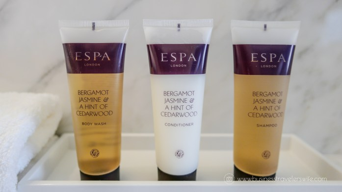 Grand Hyatt Baha Mar - A Grand Vacation in Nassau Bahamas Espa Toiletries