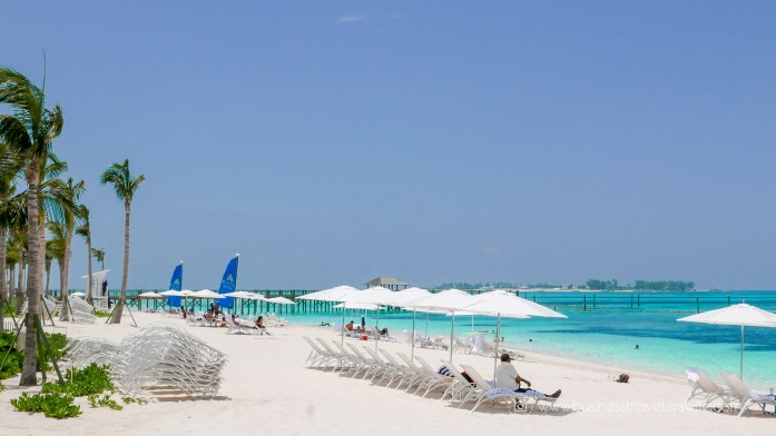 Grand Hyatt Baha Mar - A Grand Vacation in Nassau Bahamas beach