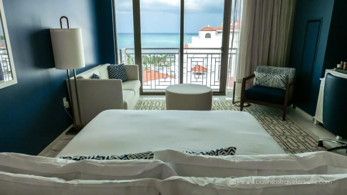 Grand Hyatt Baha Mar - A Grand Vacation in Nassau Bahamas bedroom