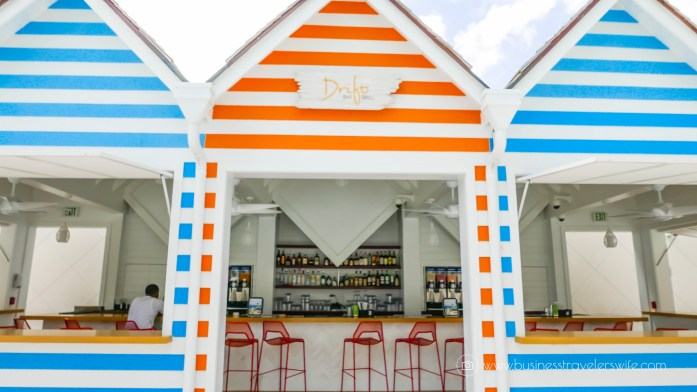 Grand Hyatt Baha Mar - A Grand Vacation in Nassau Bahamas Drift Bar and Grill