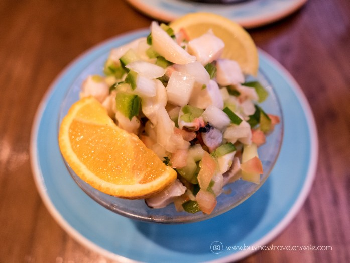 bimini road conch salad