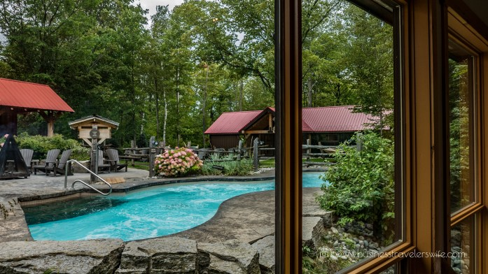 Relaxing Getaway at Scandinave Spa Blue Mountain