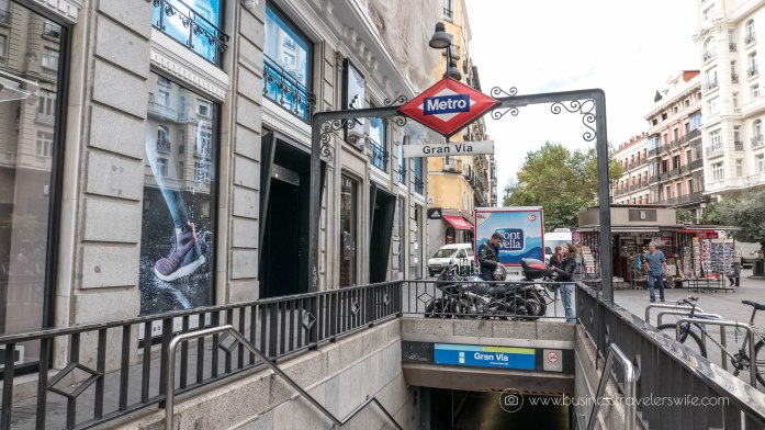 Experiencing the Best of Madrid in a Day - Explore, Eat, Stay Commuting Subway