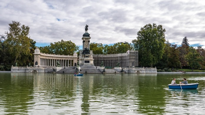 Experiencing the Best of Madrid in a Day - Explore, Eat, Stay El Retiro Lake