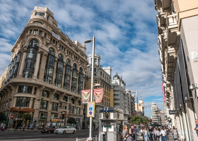 Experiencing the Best of Madrid in a Day - Explore, Eat, Stay Gran Via