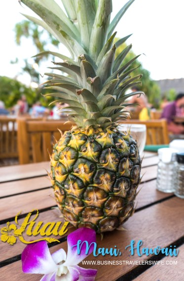 A Feast for the Belly and the Eyes at Old Lahaina Luau in Maui, Hawaii Pin