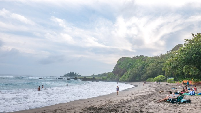 10 Memorable Stops on the Road to Hana for A Self-Drive Tour Maui, Hawaii Hamoa Beach-2