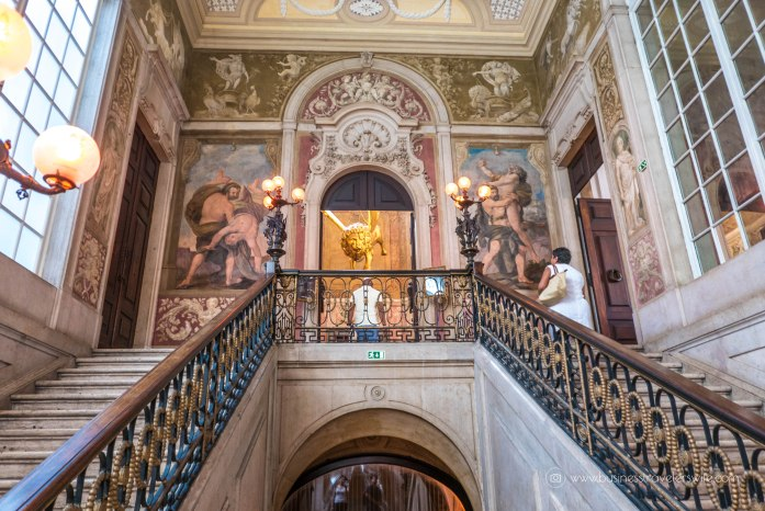 15 Travel Tips for Your First Trip to Lisbon Portugal Palacio Chiado-2