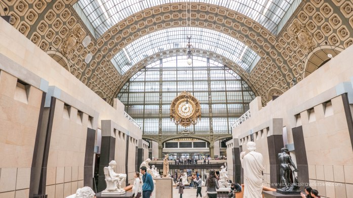 Beautiful Sights in Paris You Shouldn't Miss Musee d'Orsay