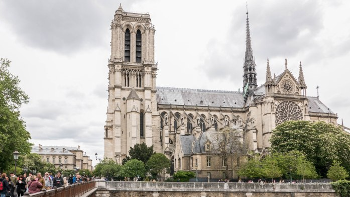 Beautiful Sights in Paris You Shouldn't Miss Notre-Dame