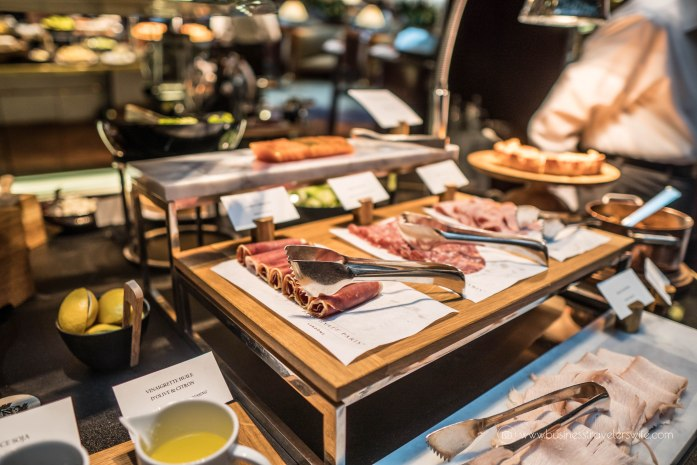 Where to Stay in Paris- 5-Star Hotel and Affordable Accommodations Park Hyatt Paris-Vendome Breakfast Buffet Sens