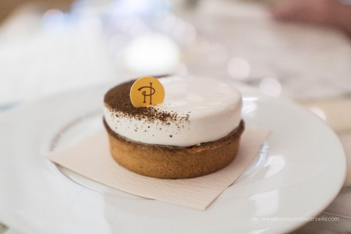 Our List of Must-Try Foods in Paris Pierre Herme Tarte Infiniment Vanille