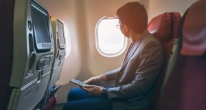 KLM introduceert wireless entertainment aan boord van Boeing 747's
