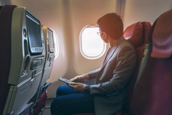 KLM introduceert wireless entertainment aan boord van Boeing 747's