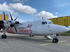 Air Antwerp geeft startschot rechtstreekse verbinding Antwerpen - Londen