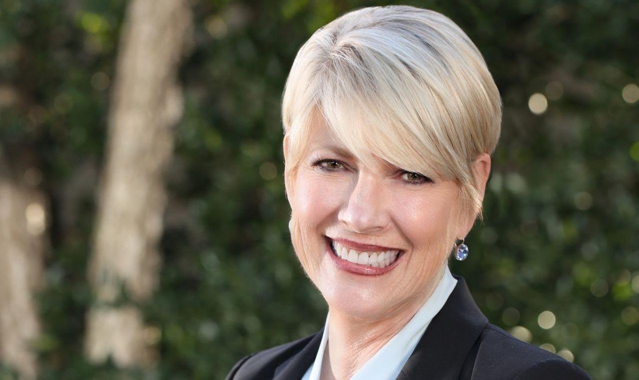 Kathy Jackson, Vice President en Executive Chair of Sustainability bij BCD Travel