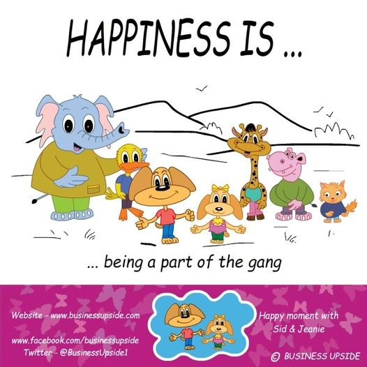 Quotes on Happy Friendship