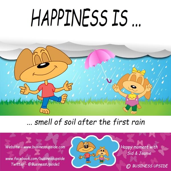 happy rainy quotes