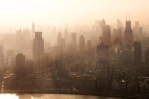 air pollution effects on environment