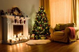 simple christmas decoration
