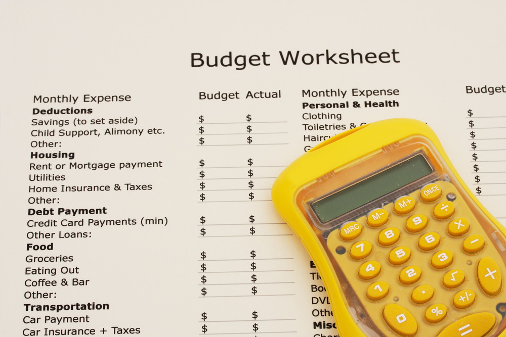 budget-worksheet