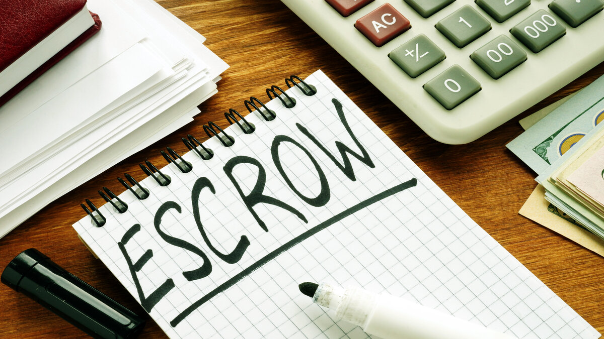 Mortgage Escrow Account Information