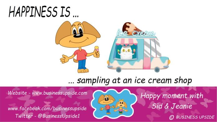 Ice Cream Sampling