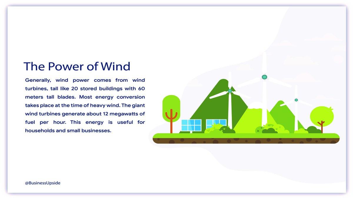 Power-of-wind