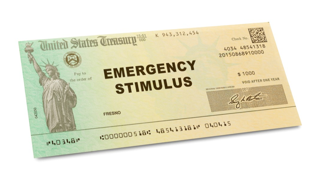 economic stimulus checks