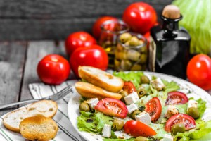 what a Mediterranean diet is