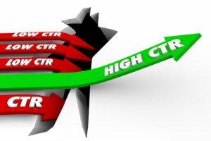 click-through rates