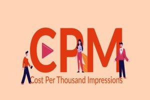 average CPM rate
