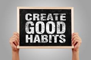 good habits to start
