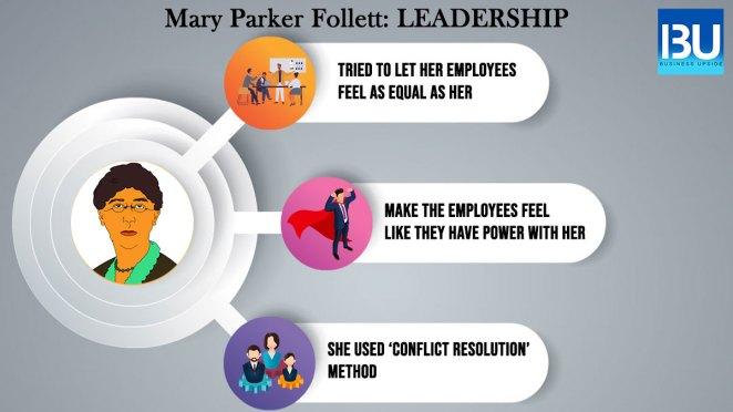Mary Parker Follett Principles