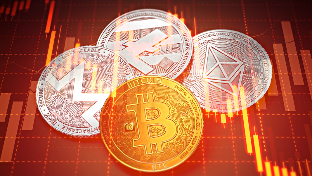 Market Ascension of Cryptocurrencies