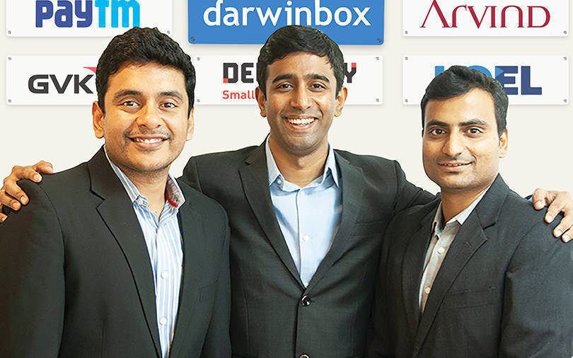 Darwin box Cofounders